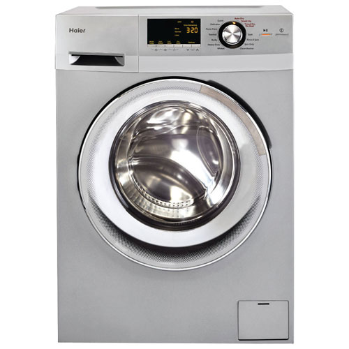 Haier 24 Quot 2 0 Cu Ft Electric Washer Amp Dryer Combo