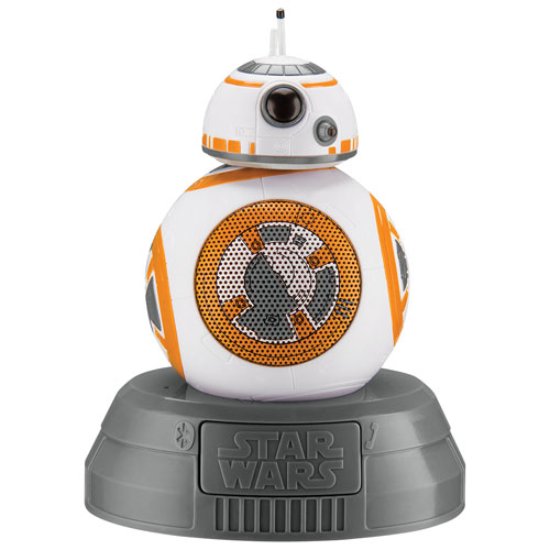 Haut-parleur sans fil Bluetooth BB-8 de Star Wars par KIDdesign