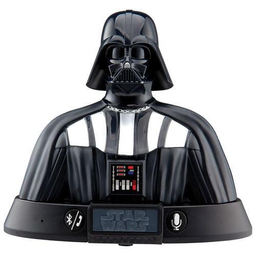 KIDdesign Star Wars Darth Vader Bluetooth Wireless Speaker