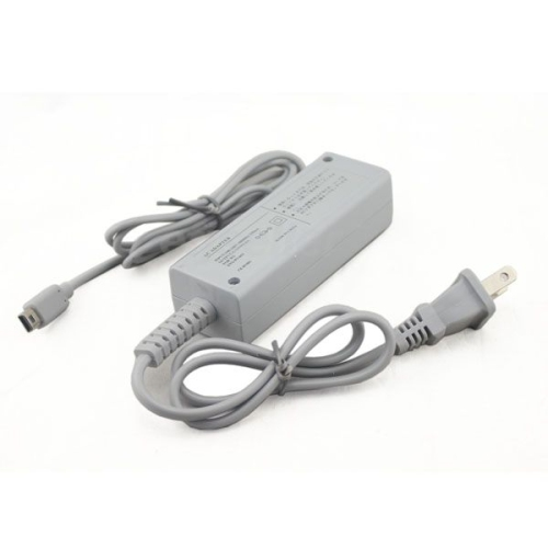 ESOURCE PARTS Power Adapter - Wii,Wii U (25294) - Black