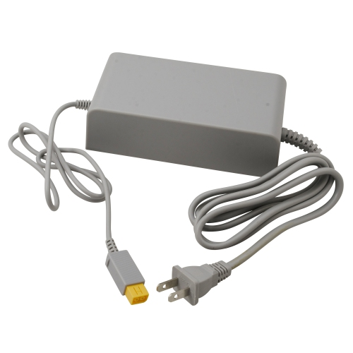 Nintendo Wii U Game Console Replacement Power Supply Adapter 100-240v