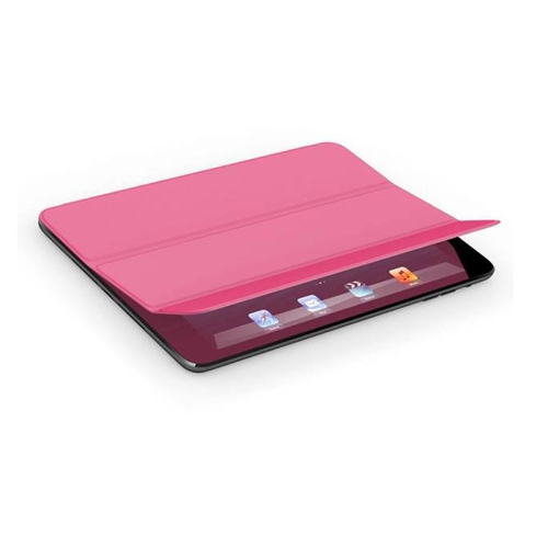 Generic Smart Cover for the Apple iPad Mini - Hot Pink