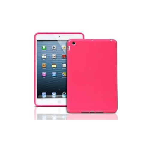 iPad mini 1/ 2/ 3 Gel Case -Hot Pink