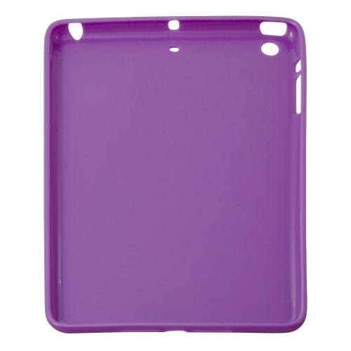 Coque en gel pour iPad Mini - Violet