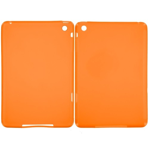 iPad mini 1/ 2/ 3 Gel Case - Orange