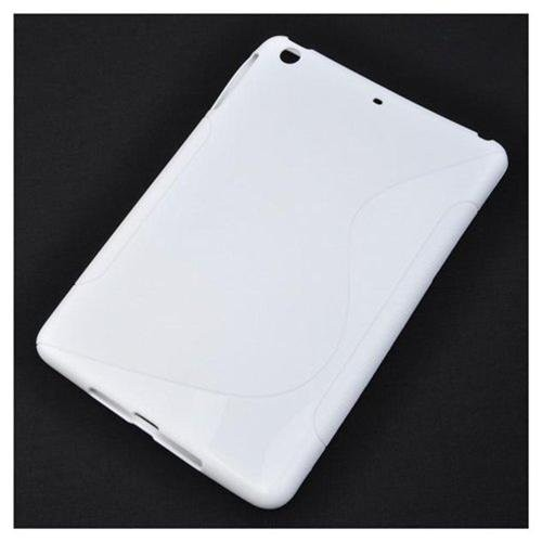 iPad mini 1/ 2/ 3 Gel Case - White