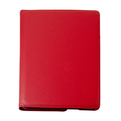 Étui intelligent en cuir PU avec rotation à 360 degrés avec support pour Apple iPad Air - Rouge
