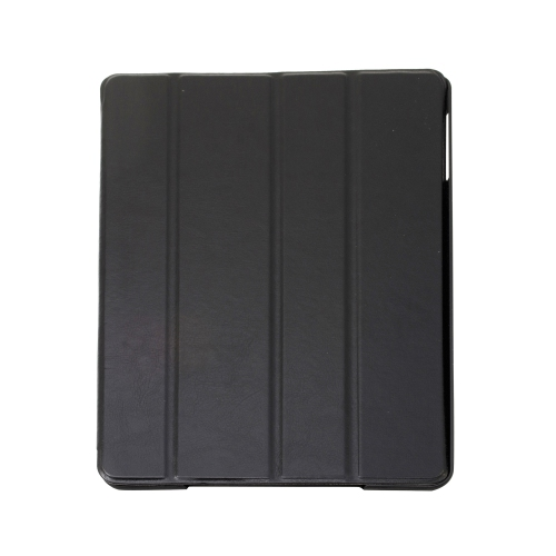 Ultra Slim Smart Leather Case Cover for New Apple iPad Air - Black