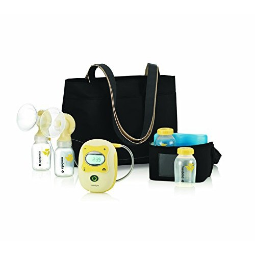 Medela Freestyle Double Electric Breast Pump  Breast Pumps - Best Buy Canada-1216