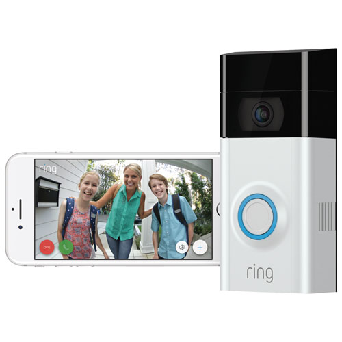 Ring Wi-Fi Video Doorbell 2