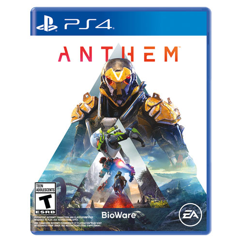Anthem (PS4) : PS4 Games - Best Buy Canada