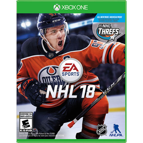 NHL 18 (Xbox One)   Xbox One Games - Best Buy Canada 692496903