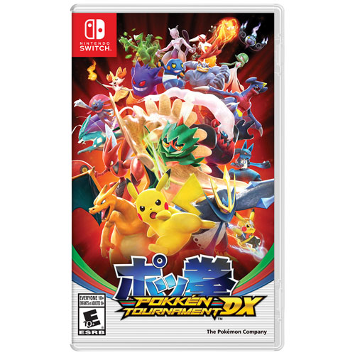 Pokkén Tournament DX (Switch)