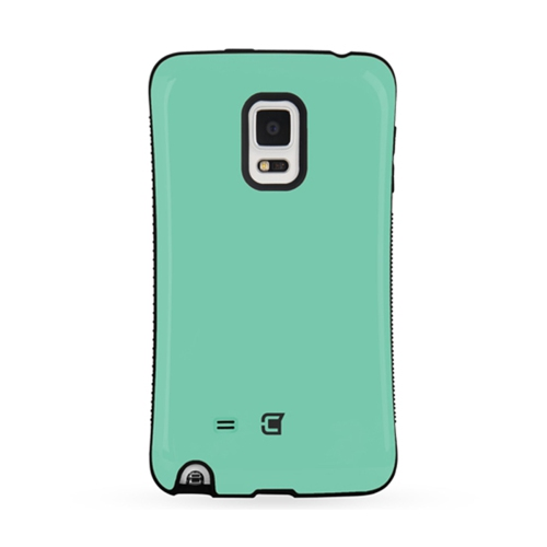 Galaxy Note Edge Shock Express Case - Green