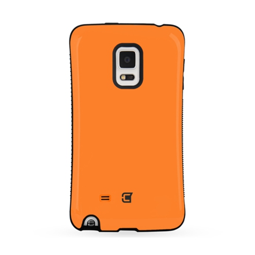 Galaxy Note Edge Shock Express Case - Orange
