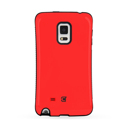 Galaxy Note Edge Shock Express Case - Red