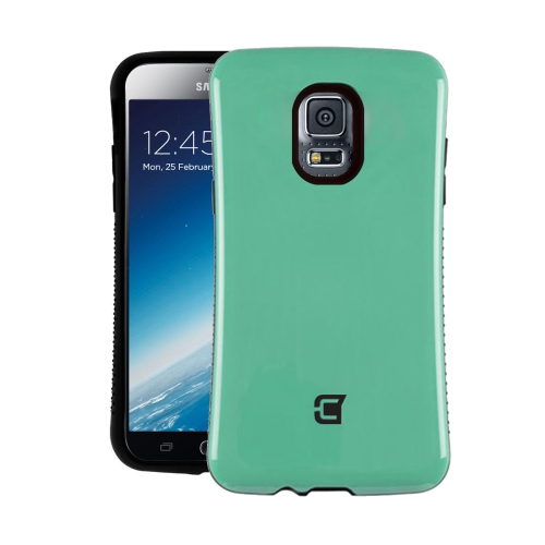 Galaxy S5 Neo Shock Express Case - Green
