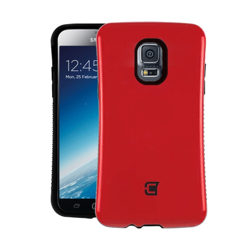 Caseco Fitted Hard Shell Case for Samsung Galaxy S5 Neo - Red