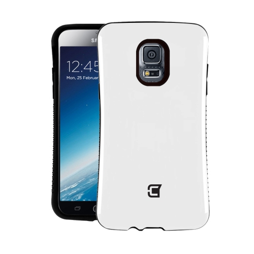 Caseco Fitted Hard Shell Case for Samsung Galaxy S5 Neo - White