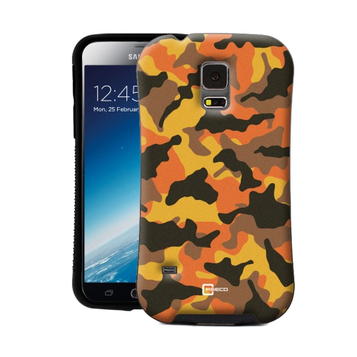 Genesis Camo Shock Express - Galaxy S5 Neo - Fire