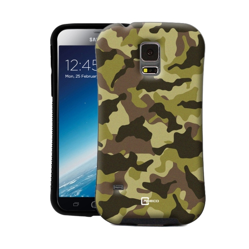 Genesis Camo Shock Express - Galaxy S5 Neo - Woodlands