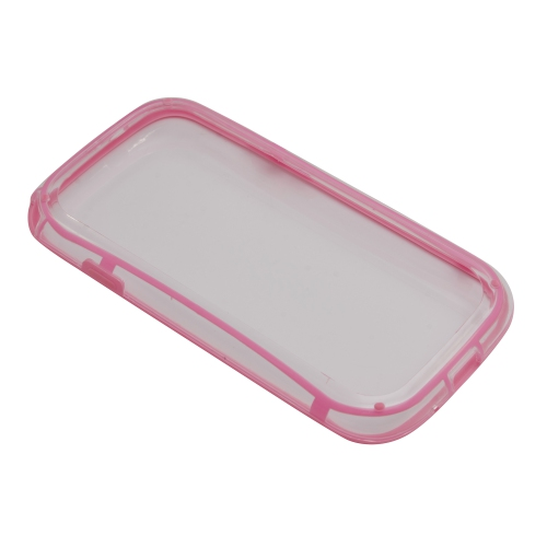 VSER TPU Bumper Case for Samsung Galaxy S3 i9300 - Baby Pink