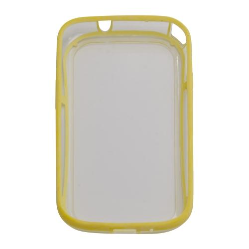 TPU Bumper Case for Samsung Galaxy S3 i9300 - Yellow