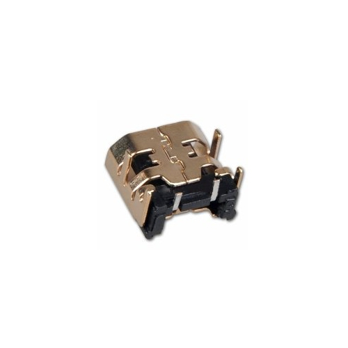 ESOURCE PARTS Power Socket - DS Lite,DS (19479) - Black