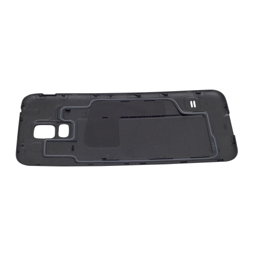 Battery Door Back Cover Case Housing for Samsung Galaxy S5 - Black