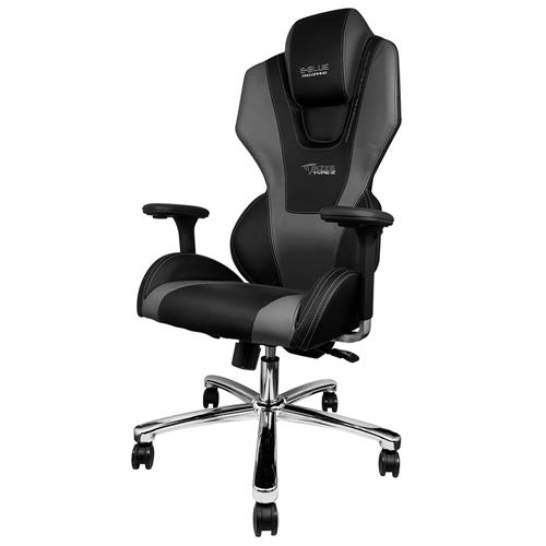 E-Blue Mazer Gaming Chair - Black