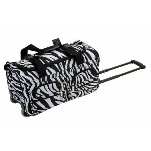 ROCKLAND PRD322-ZEBRA 22 Inch ROLLING DUFFLE BAG   Carry-On Luggage - Best  Buy Canada 2b1cdefb29037