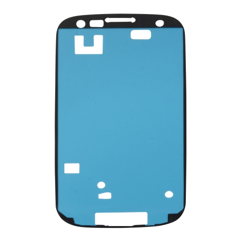 Pre Cut Adhesive Sticker Tape For Samsung Galaxy S3 Top Glass