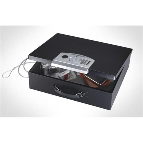 SentrySafe PL048E Portable Electronic Laptop Safe