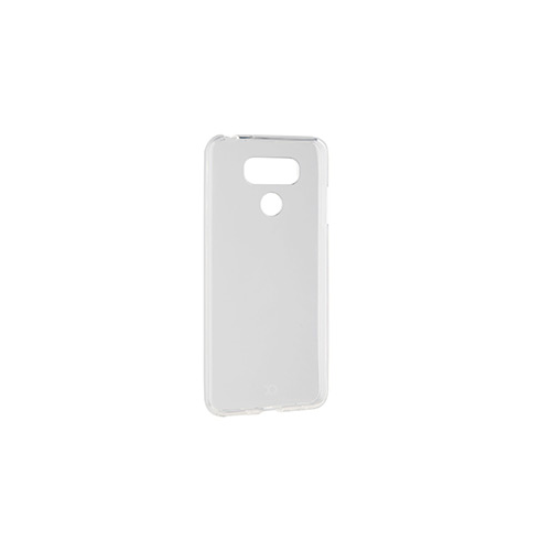 Xqisit Fitted Hard Shell Case for LG G6 - Clear