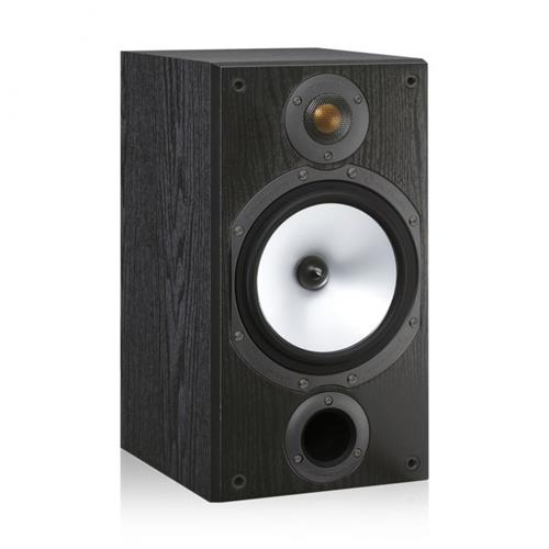 Monitor Audio Monitor Reference MR2 Bookshelf Speakers - pair (Black)