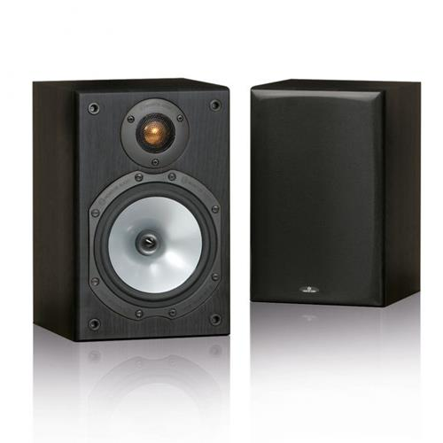 Monitor Audio Monitor Reference MR1 Bookshelf Speakers - pair (Black)