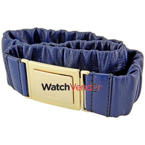 Dolce Gabbana Navy Blue Leather Belt DC1133   Ceintures - Best Buy Canada 5b3044445d3