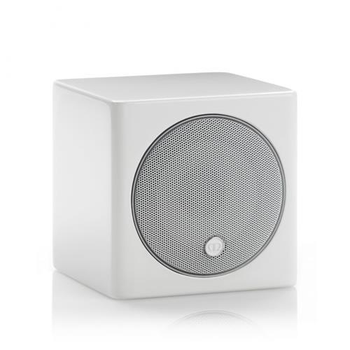 Monitor Audio Radius R45 Micro haut-parleurs satellites - Paire (blanc brillant)