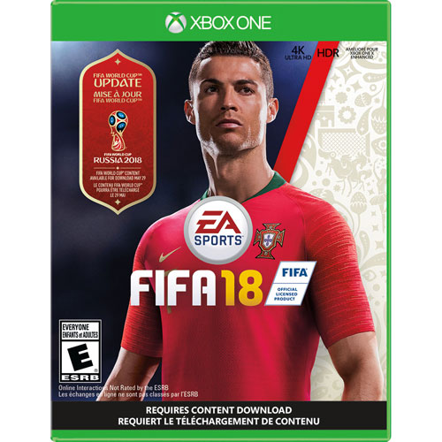 Fifa 18 (Xbox One) by Best Buy