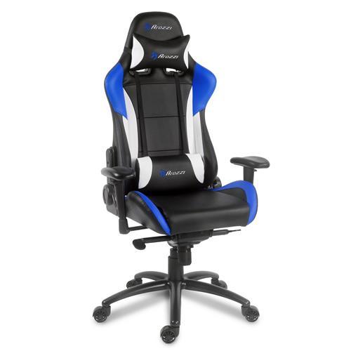 Chaise Bleu Gaming Arozzi Verona Pro
