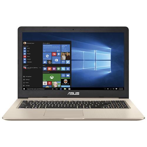 "ASUS VivoBook Pro N580VD 15.6"" Laptop -Metallic Champagne (Intel Core i7/1TB HDD/128GB SSD/16GB RAM)"