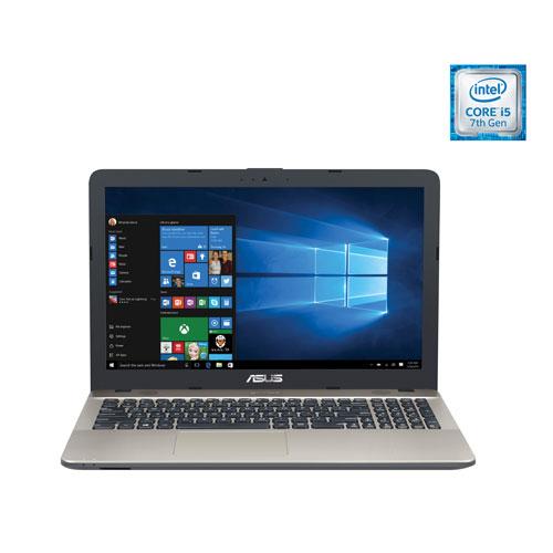 "ASUS VivoBook X541UA 15.6"" Touchscreen Laptop - Black/Gold (Intel Core i5-7200U/1TB HDD/8GB RAM)"