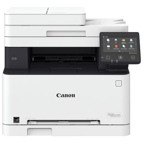 Canon ImageCLASS MF632CDW Colour Wireless Laser Printer   Laser Printers -  Best Buy Canada 3645b00abf