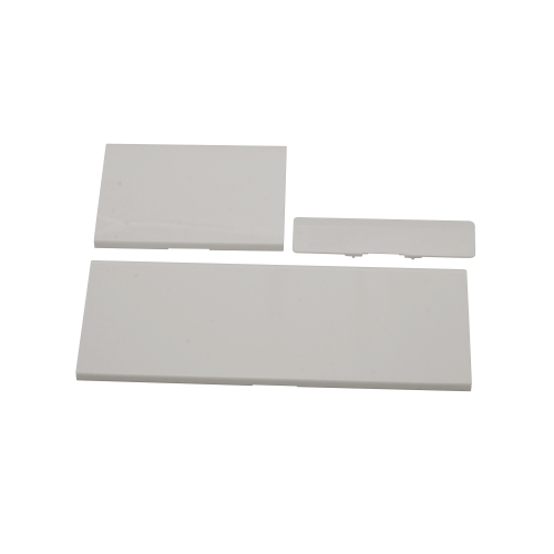 Wii White Replacement Doors Slot Cover Set - Wii Door Cover Set