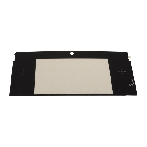 3DS Top Screen Fascia Cover - 3DS Top Screen Plastic Lens Frame