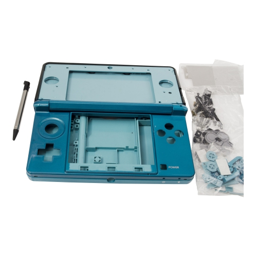ESOURCE PARTS Replacement - 3DS (27084) - Blue