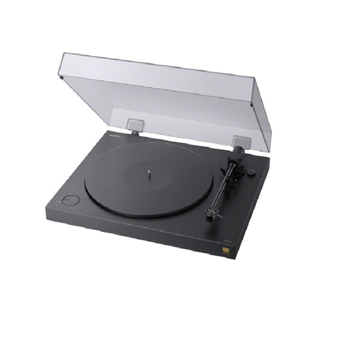 Sony PS-HX500 Turntable with High-Resolution recording system featuring built-in USB for ultimate music experience
