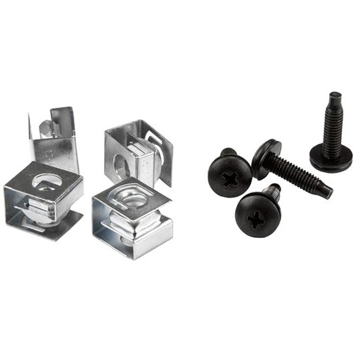 StarTech Server Rack Screws and Clip Nuts