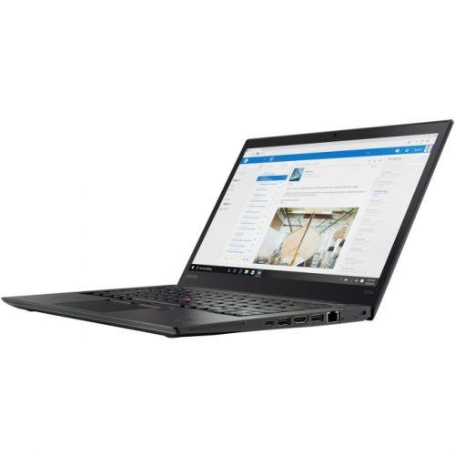 "Lenovo Thinkpad T470s 14"" Laptop Black(Intel Core i5 / 256 GB SSD / 8 GB DDR4 / Windows 7)"