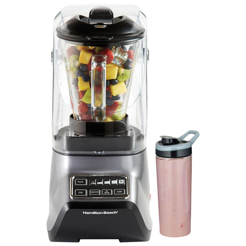 Hamilton Beach Multiblend Blender And Food Processor